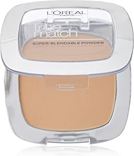 L'Oréal True Match Powder, Golden Sand 9 g Number W5