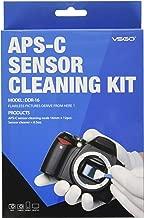 APS-C Frame (CCD/CMOS) Digital Camera Sensor Cleaning Swab Type 2 Cleaning Kit (Box of 12..