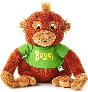 Hallmark Shirt Tales Bogey Orangutan Stuffed Animal, 14