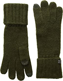 Lauren Knit Touch Gloves