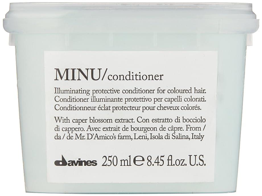 古代今日デジタルダヴィネス Minu Conditioner Illuminating Protective Conditioner (For Coloured Hair) 250ml/8.45oz並行輸入品
