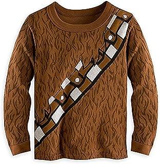 Disney Store Deluxe Chewbacca Chewie Pajama PJ Star Wars