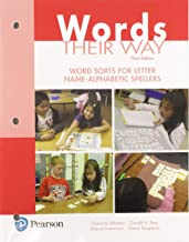 Words Their Way: Word Sorts for Letter Name - Alphabetic Spellers (Words Their Way Series)