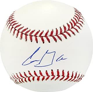 cincinnati reds autographed baseball