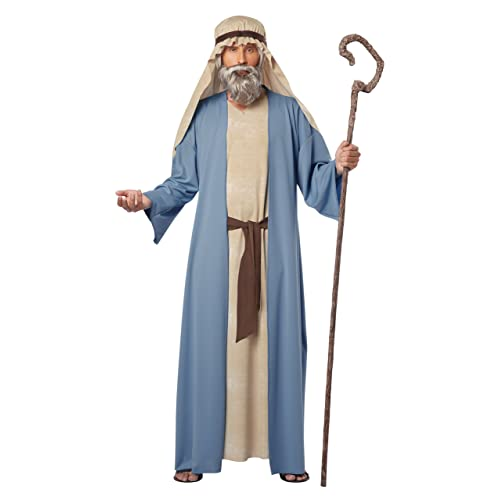 Christmas Nativity Saint Joseph Religious Bible Adult Costume