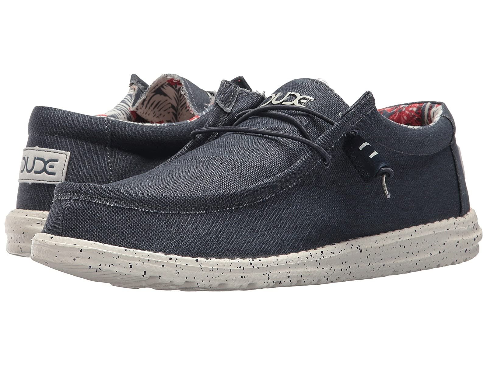 Hey Dude Wally StretchAtmospheric grades have affordable shoes