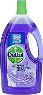 منظف صحي منزلي متعدد الاستعمالات برائحة اللافندر من ديتول، 1.8 لتر