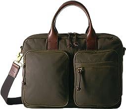 Fossil - Defender Top Zip Workbag