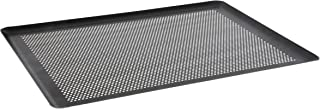 DE BUYER -8162.40 -plaque patissiere choc alu. perforee 40x30cm