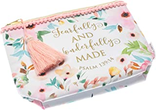 Mary Square Carryall Wonderfully Made Cosmetic Bag