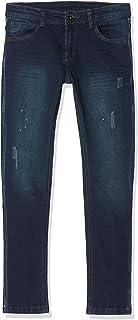 MEK Pantalone Denim Stretch Jeans para Niños