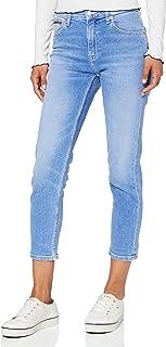 Hilfiger Denim Women's HIGH RISE SLIM IZZY CROP AZRLT Slim Jeans,
