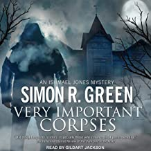 Very Important Corpses: Ishmael Jones Mystery Series, Book 3