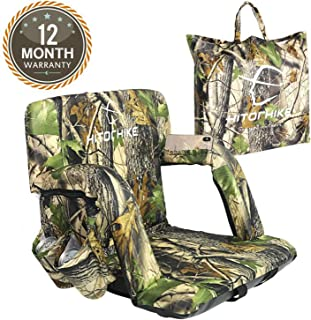 Best camouflage stadium seat Reviews