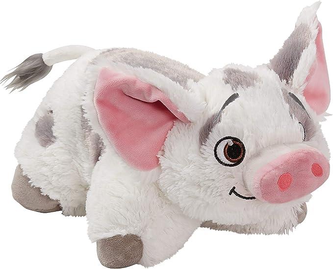 Movie Moana Pua The Pet Pig Plush Toy Soft Stuffed Animal Doll Teddy Cuddly Gift