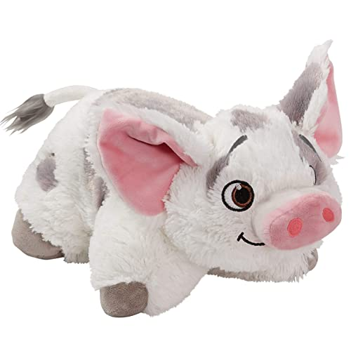 Pillow Pets Pua Disney Moana - Stuffed Plush Toy for Sleep, Play,