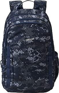 F Gear Raider 30 Liter Backpack with Rain Cover (Marpat Navy Digital Camo)