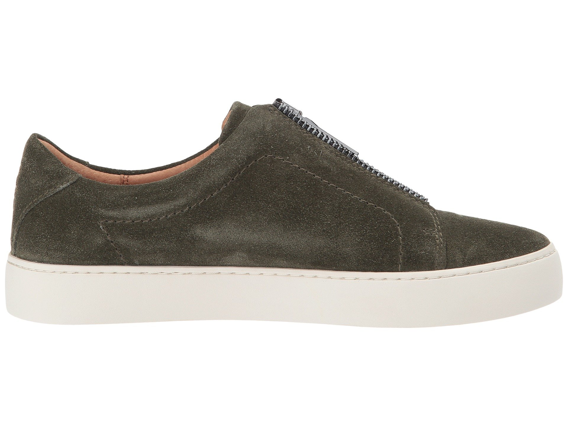 Soft Zip Frye Low Lena Forest Suede Oiled xIq4SB
