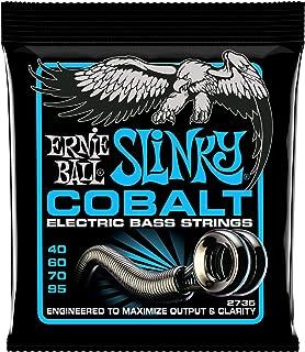 Ernie Ball Cobalt Extra Slinky Bass Set, .040 - .095