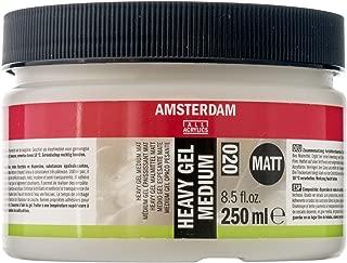 Royal Talens Amsterdam Heavy Gel Medium, 250ml Tube, Matte (24173020)