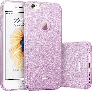 ESR Makeup Glitter Case for iPhone 6s/6, ESR Luxury Glitter Sparkle Bling Designer Case [Slim Fit, Hard Back Cover] Shining Fashion Style for Apple iPhone 6/6s 4.7