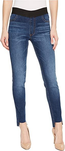 Step Hem Jeggings