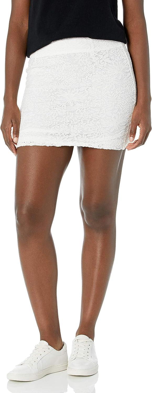 Sugar Lips Women's Faircrest Lace Mini Skirt