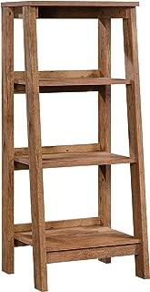 Sauder Trestle 3-Shelf Bookcase, L: 19.06
