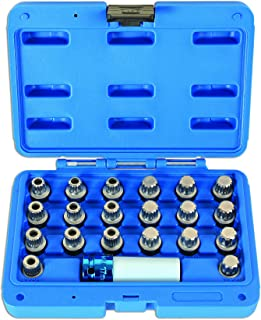 LASER Tools LAS6276 Wheel Nut Lock Kit-BMW 21pc