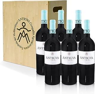 ANTIGVA Gran Reserva 2010 - D.O. Ribera del Duero - Vino tinto Tempranillo - 6 botellas