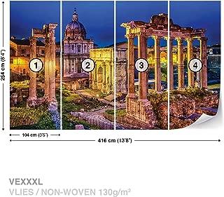 Roman Forum Rome Wall Mural Photo Wallpaper Room Décor (1335WS)