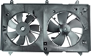 SHOWSEN Radiator Cooling Fan Assembly Fit 2003-2007 Honda Accord 620-225