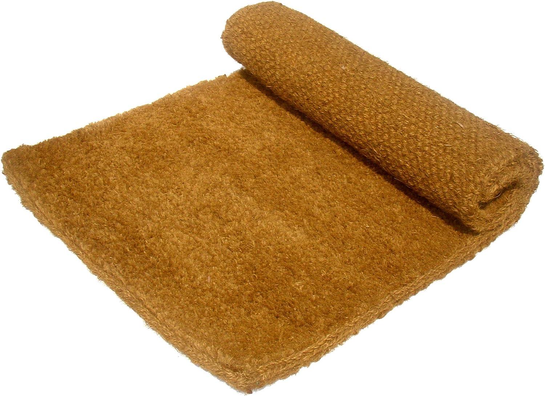 Design Rubber Backed 76cm x 46cm Coir Doormat King Charles Spaniel