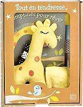 Tout en tendresse... (Livres tissu en emballage cadeau) (French Edition)
