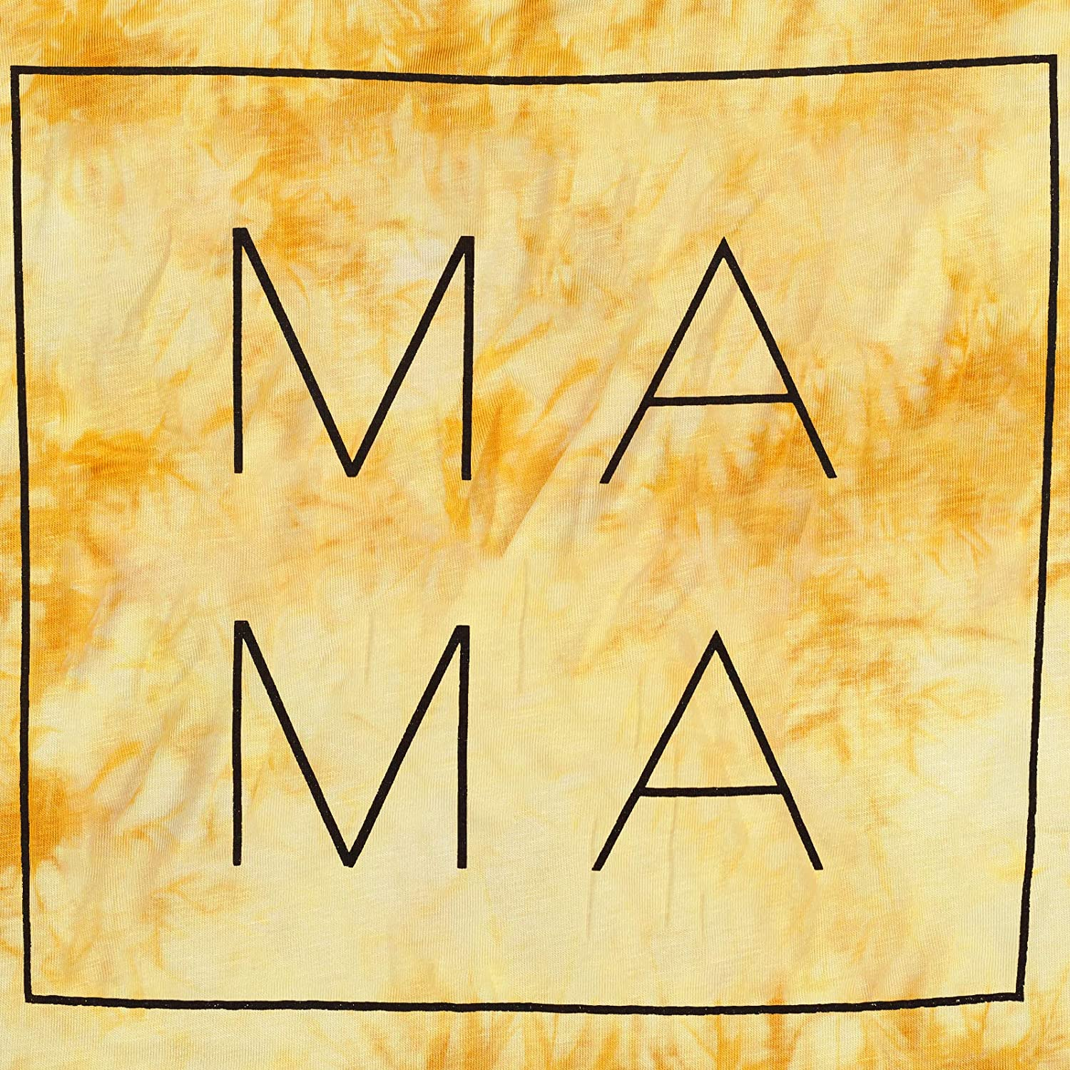 Tie Dye Shirt Women Mom Life Tshirts Mama Letter Printed Clothes Casual Short Sleeve Tees Tops