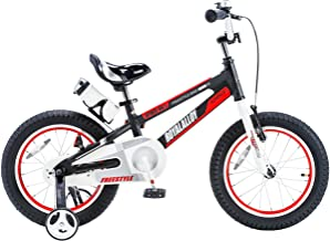 Royalbaby Space No. 1 Aluminum Kid's Bike, 12-14-16-18 inch wheels, three colors available