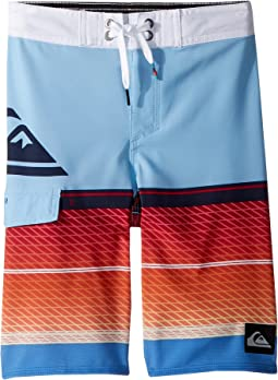 Quiksilver Kids Highline Slab Boardshorts (Toddler/Little Kids)