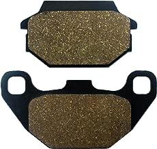 Caltric REAR BRAKE PADS Fits KYMCO MXU 150 2005-2012