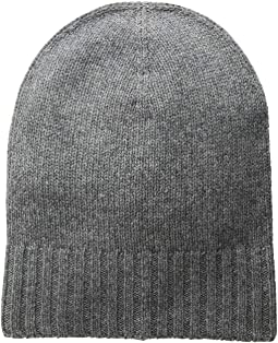 Cashmere Slouchy/Cuff Hat