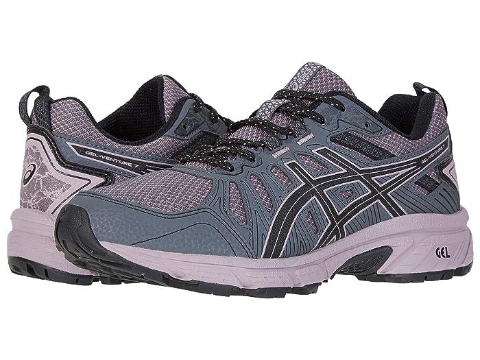 ASICS  GEL-Venture 7 (Carrier Grey/Violet) Womens Running Shoes