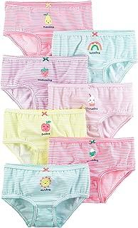 Girls' 7-Pack Print Days Underwear