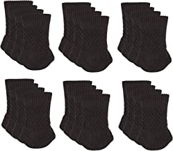 Chair Socks, EEEKit 24-Pack Knitted Furniture Chair Leg Covers, Anti-Slip Knitting Floor Protector Table Sock Sets for Chair/Filing Cabinet/Table/Desks