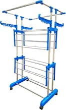 VIMART DOUBLE PIPE SUPPORTING 3 TIER STRONG INDIAN MADE CLOTHES DRYING RACK (MINI JUMBO) VIMART Premium Quality Product