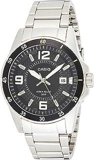 ساعة كاسيو للرجال MTP-1291D-1A2VDF (ساعة كاجوال، انالوج بعقارب)