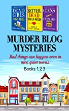 Murder Blog Mysteries Boxed Collection: Books 1-3