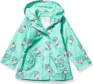 Carter's Girls' Perfect Rainslicker Rain Jacket