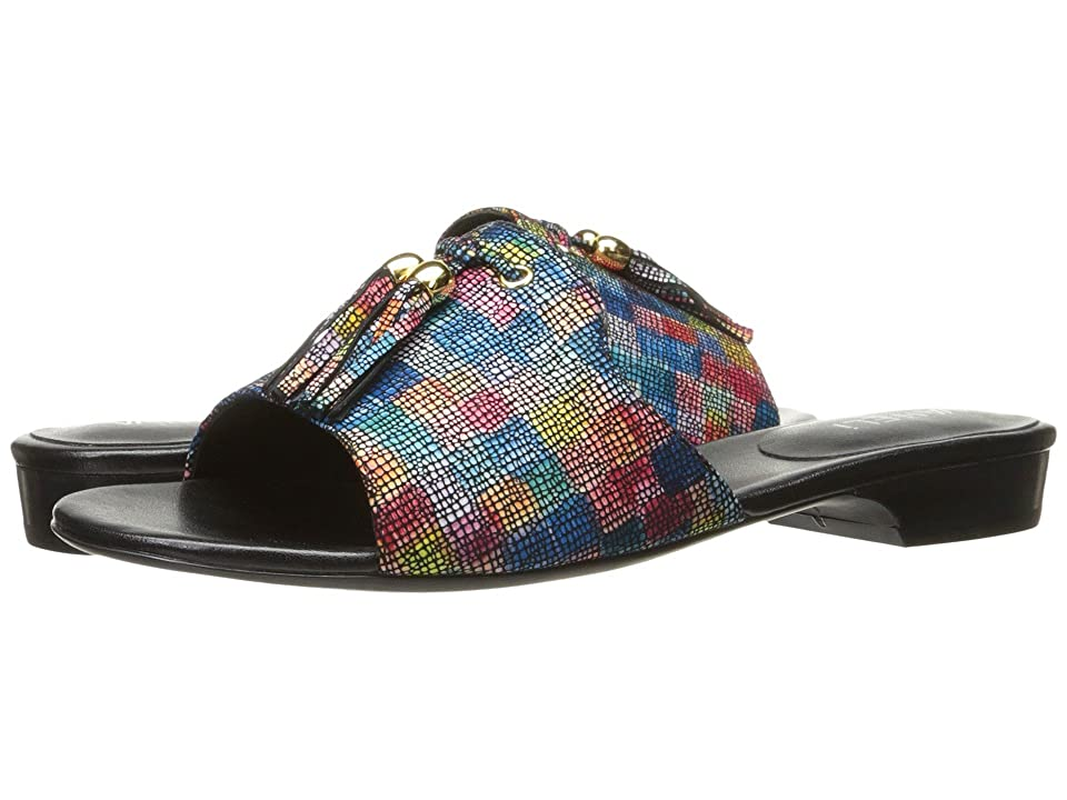 Vaneli Blizzi (Multi Kaleido/Gold Trim) Women