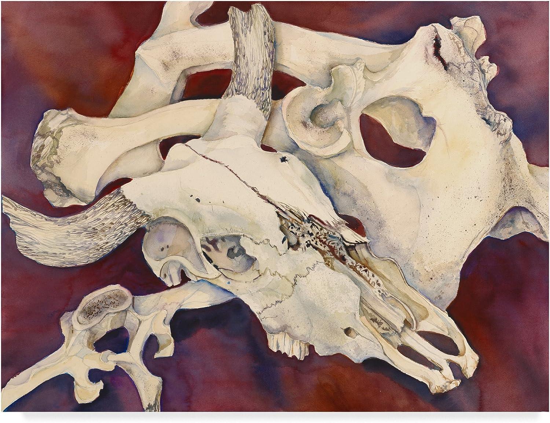 Remnants by Joanne Porter, 14x19Inch