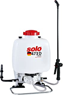 Solo 10L 90psi Diaphragm Pump Backpack Sprayer