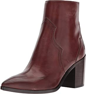 Frye Women's Flynn Short Inside Zip Ankle Bootie